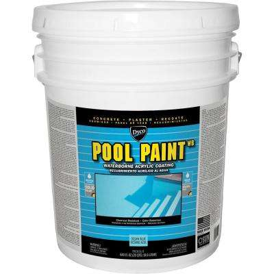 Pool paint exterior paint the home depot - Insl x swimming pool paint reviews ...