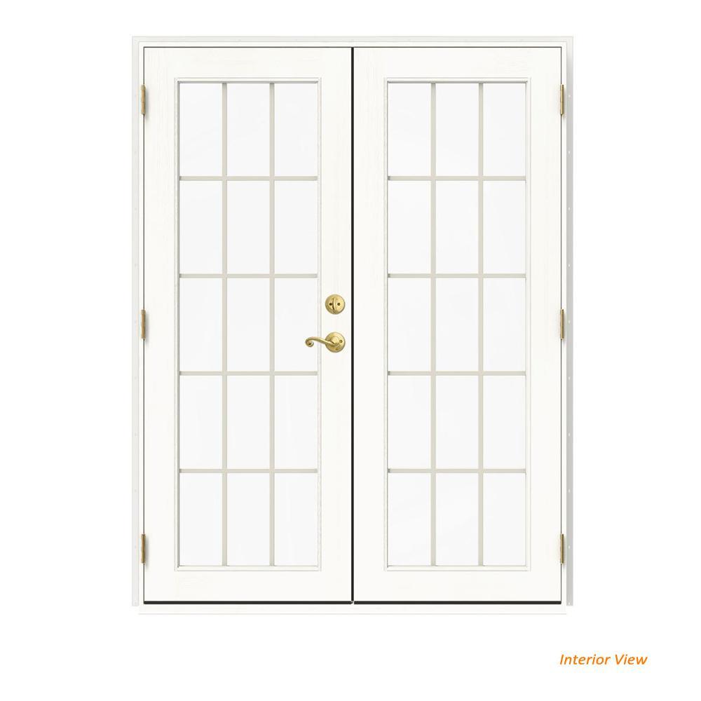 60 X 80 French Patio Door Patio Doors Exterior Doors The