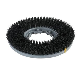Carlisle 12 inch Value Rotary Brush Stripping in Black - EZ Snap by Carlisle