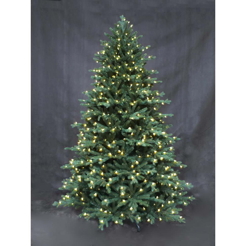 Artifical Christmas Trees.Home Accents Holiday 7 5 Ft Royal Northern Artificial Christmas Tree