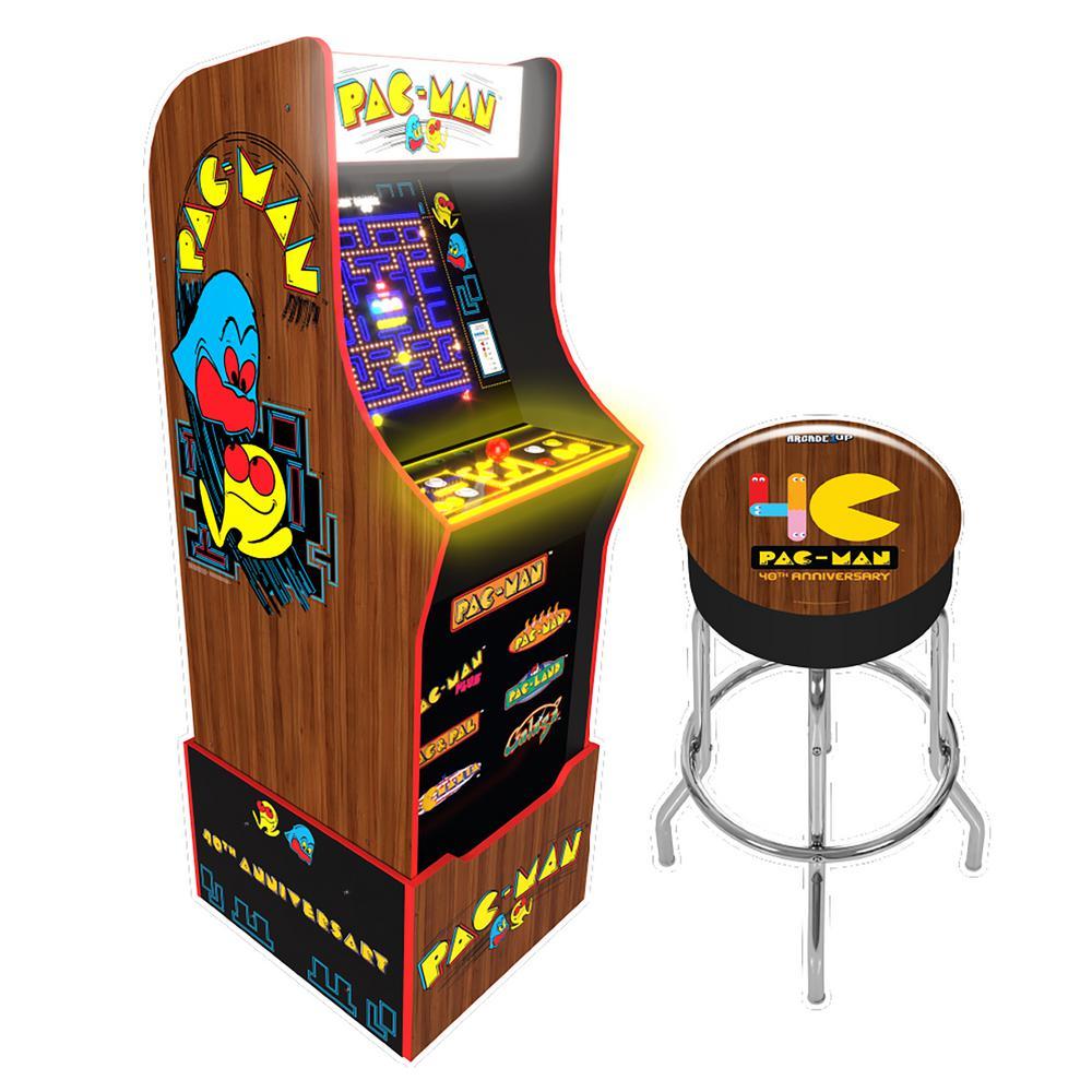 Pacman 40th Anniversary Special Edition Arcade