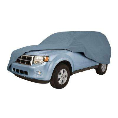 Crew Cab Pickup Cover