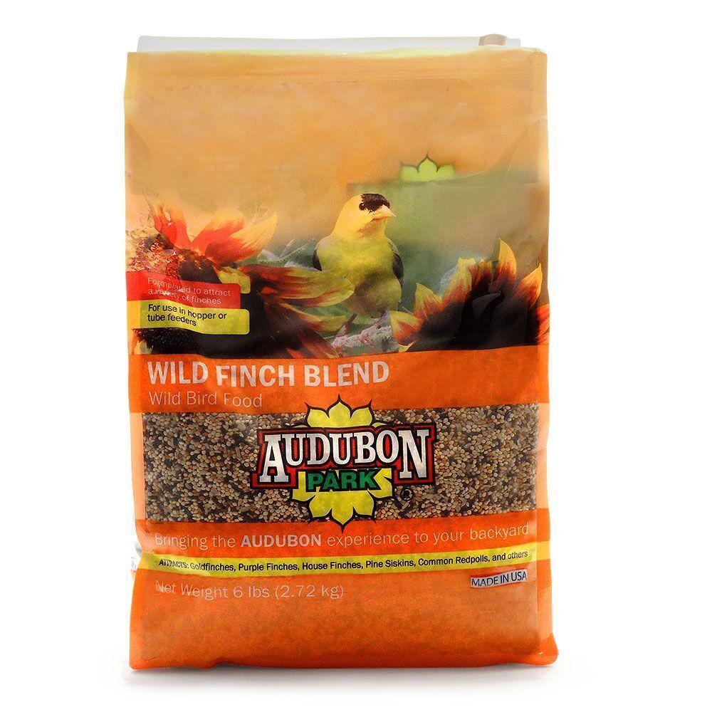audubon park 6 lb wild finch blend wild bird food 12183 the