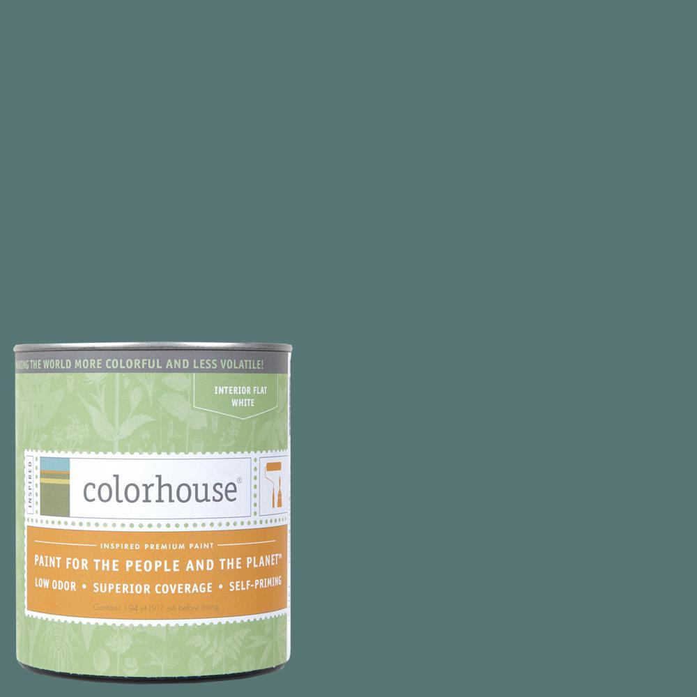 1 qt. Wool .05 Flat Interior Paint