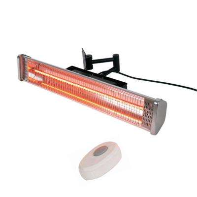 1,500 Watt Infrared Wall Mounted Electric Patio Heater