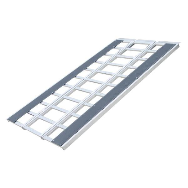 54 in. x 84 in. 1500 lbs. Rated Combination Loading Ramp