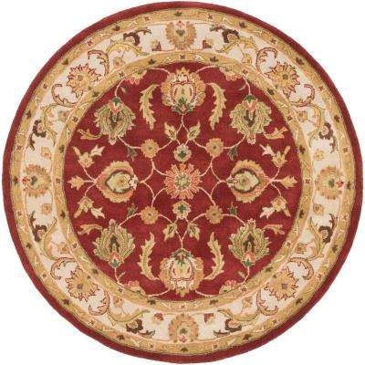 Round Rugs Flooring The Home Depot