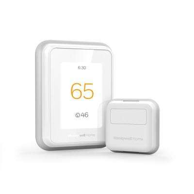 7-Day T9 Programmable Smart Thermostat with Smart Room Sensor