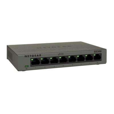 8-Port Gigabit Switch Metal