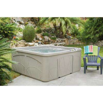 Bahama DLX (LS350DX) 28-Jet, 5-Person Spa