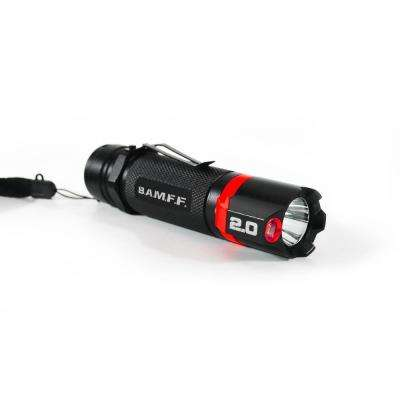BAMFF 2.0 - 200 Lumen Dual LED Tactical Flashlight