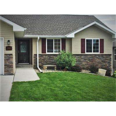 Manufactured Stone Siding Stone Veneer Siding The Home