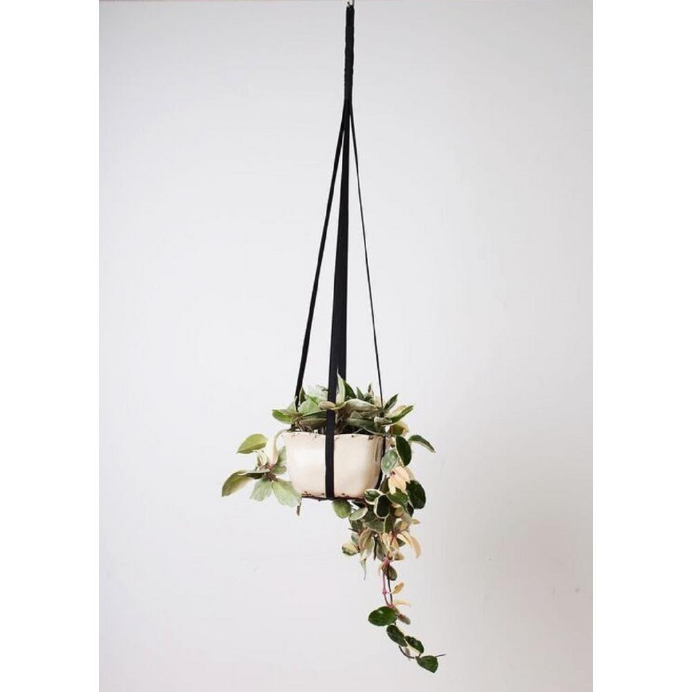 Primitive Planters 36 in. Black Fabric Plant Hangers (2-Pack) on home depot outdoor plants, home depot boot scrapers, home depot garden center plants, home depot pet supplies, home depot plants names, home depot garden accents, home depot bells, home depot clothing, home depot holiday decor, home depot artificial plants, home depot hoses, home depot hide a key, wire pot hangers, home depot plate holders, home depot cupolas, home depot bowls, home depot paper towel holders, home depot indoor plants, home depot crafts, home depot book ends,