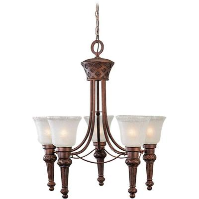 Alexandria 5-Light Italian Dusk Chandelier