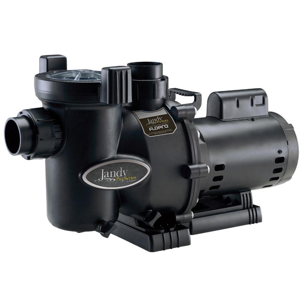 FloPro 1 HP Single Speed Medium Head Pool Pump