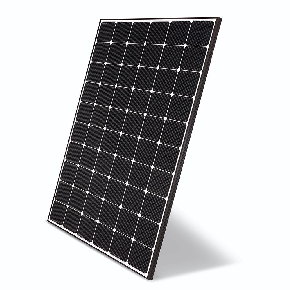 Installed Sunrun Solar Panel System