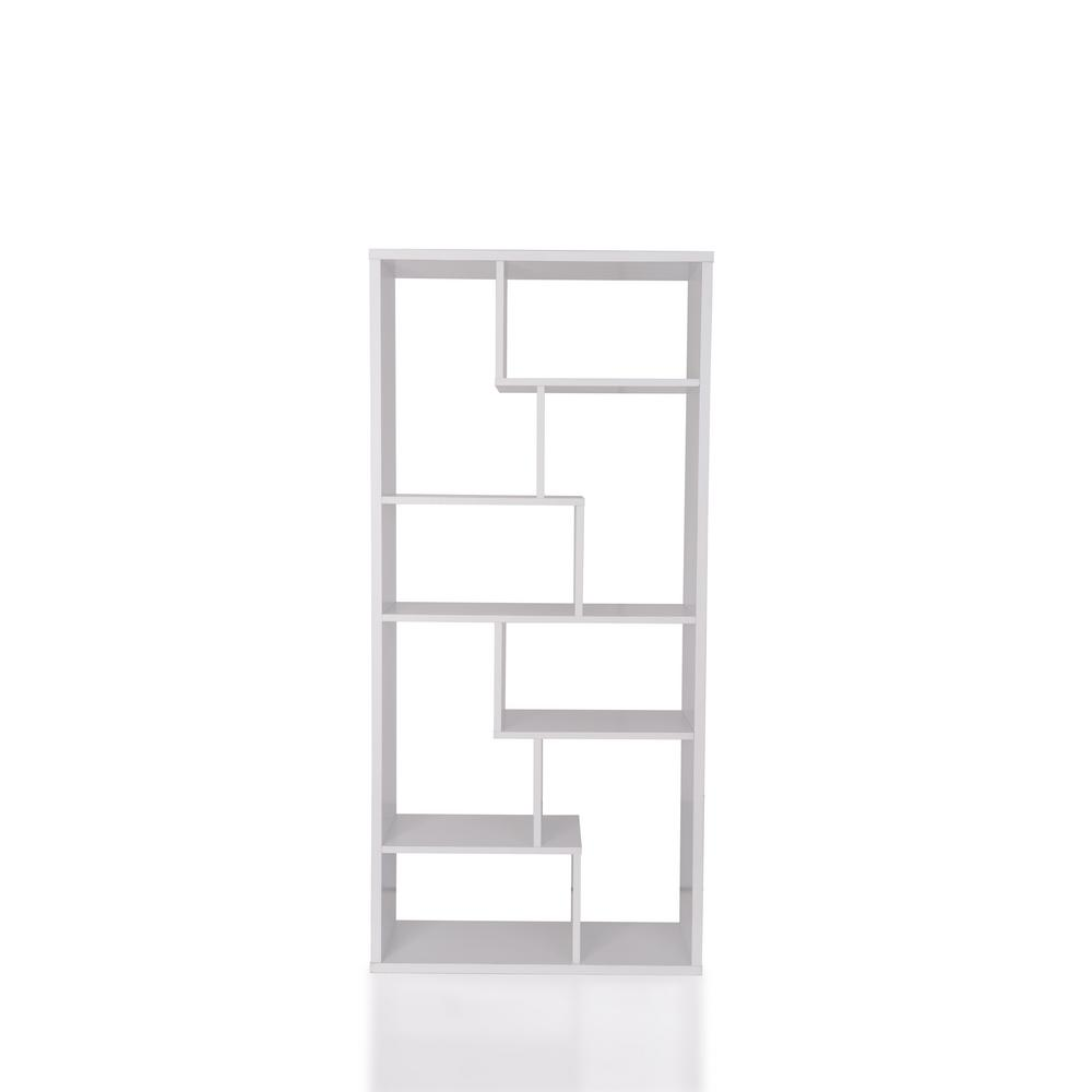 ACME Furniture Cora White Cube Bookcase