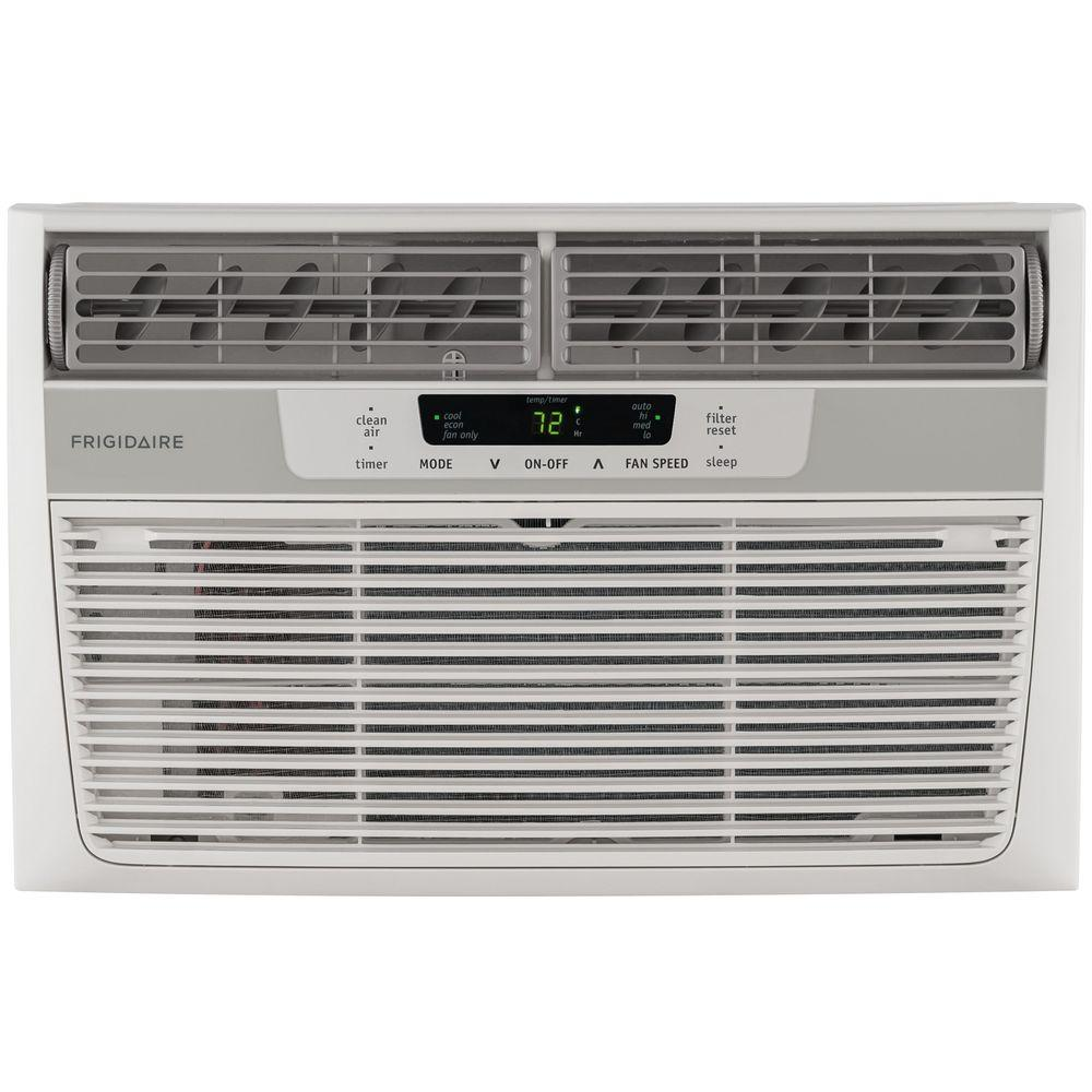 Frigidaire 6 000 Btu Window Air Conditioner With Remote Energy Star Ffre0633s1 The Home Depot