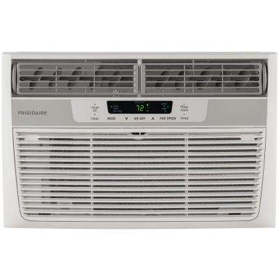 6,000 BTU Window Air Conditioner with Remote, ENERGY STAR