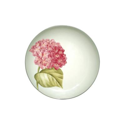 Colorwave 8.25 in. Hydrangea Accent Plate