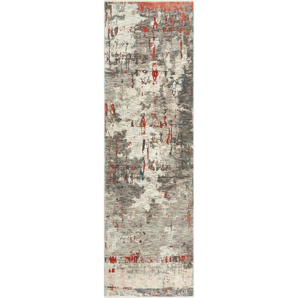 Signature Hampson Multi 2 ft. 2 in. x 7 ft, 2 in. Indoor Area Rug