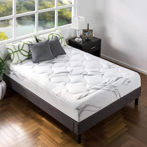 Zinus Ultra Plush Supreme 10 In Queen Memory Foam