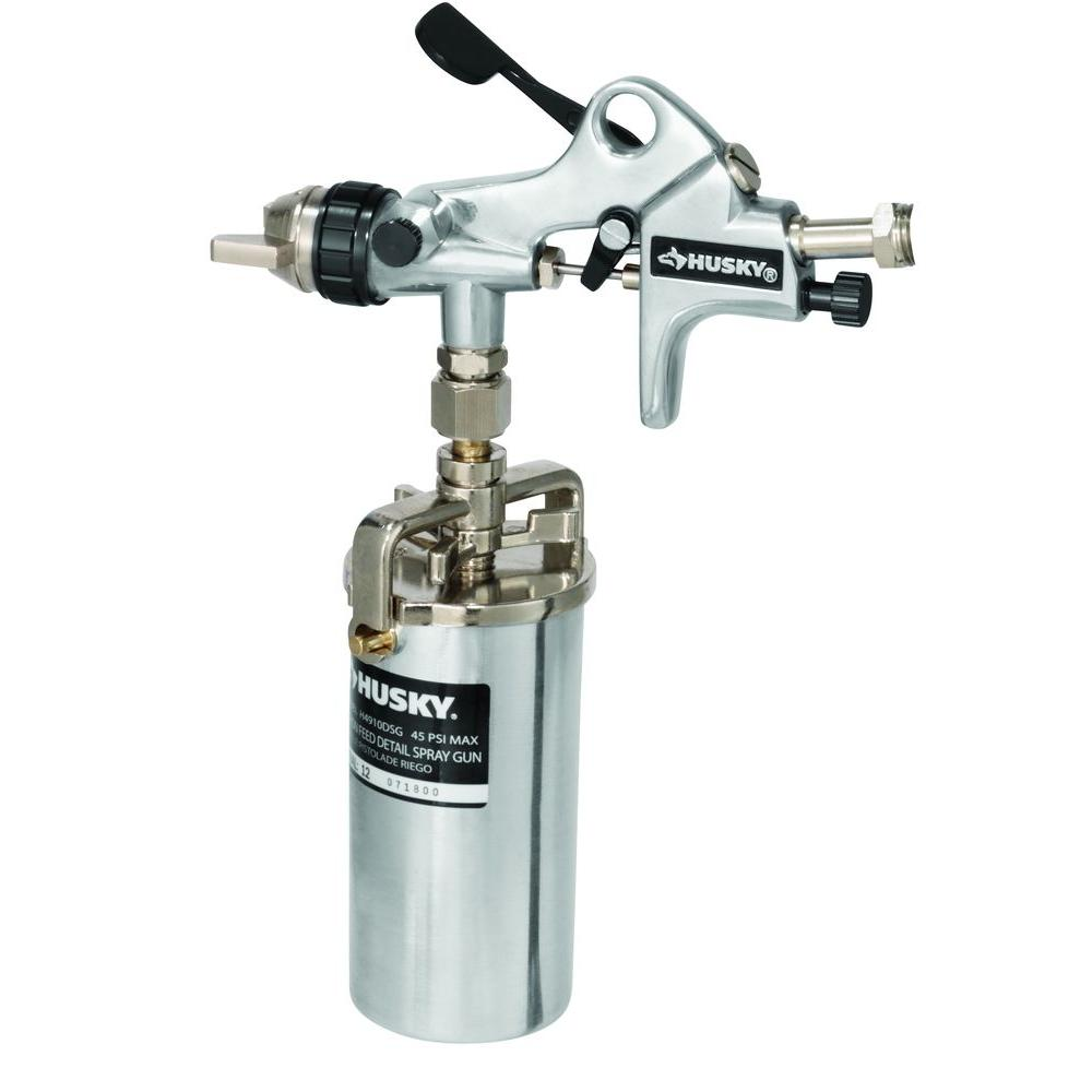 Siphon Feed Detail Spray Gun