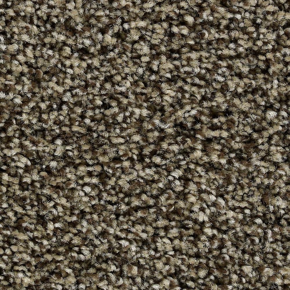 Carpet Sample - Greenlee II - In Color Antique Ingot 8 in. x 8 in.