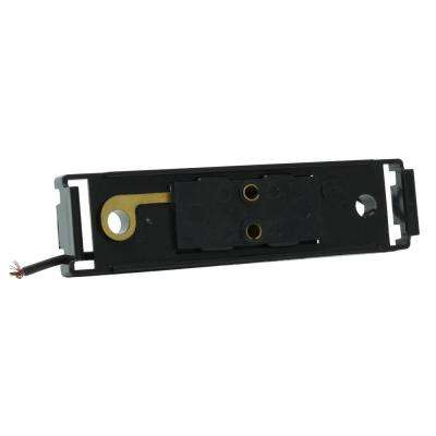Black Mounting Bracket for 4 in. Rectangular Clearance/Side Markers