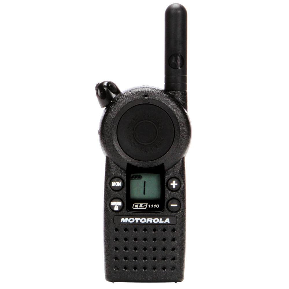 Motorola CLS 1-Watt 1-Channel UHF Business Radio