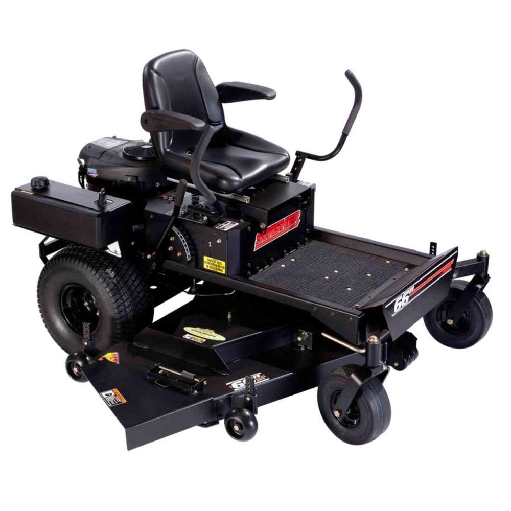 Swisher 66 in. 28 HP Briggs & Stratton Electric Start Zero-Turn Riding Mower-DISCONTINUED
