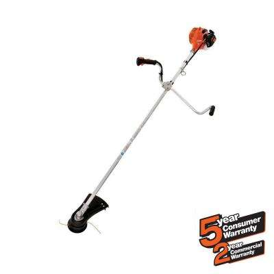 21.2cc Gas 2-Stroke Cycle Brushcutter