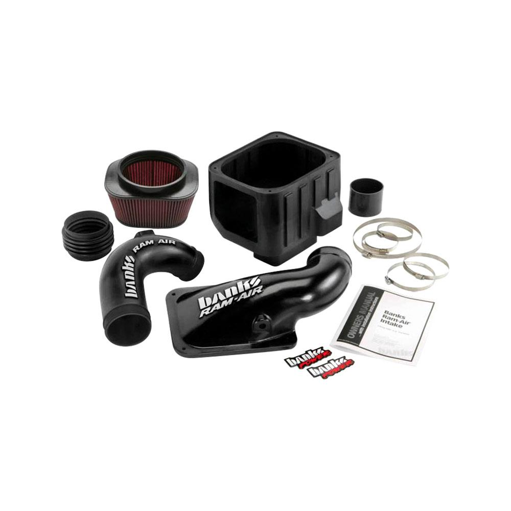 Ram-Air Intake System for 2006-2007 Chevrolet, GMC 6.6 l Duramax Diesel