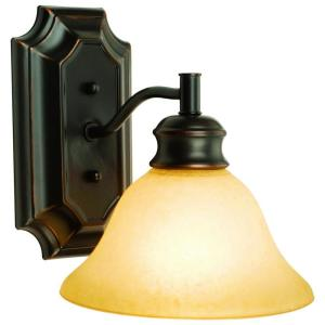 Bristol 1 Light Oil Rubbed Bronze Sconce