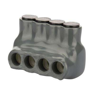 6-14 AWG Bagged Insulated Connector, Grey