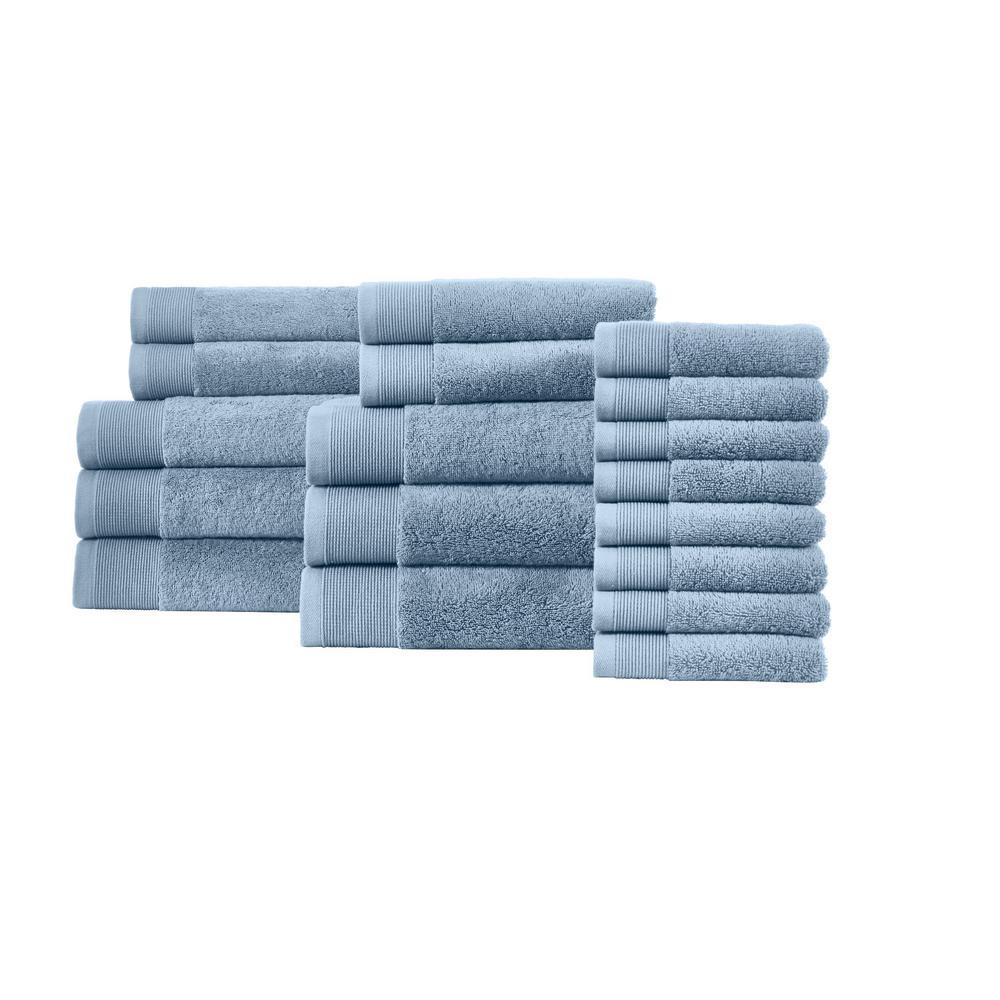 Performance Quick Dry 18-Piece Towel Set