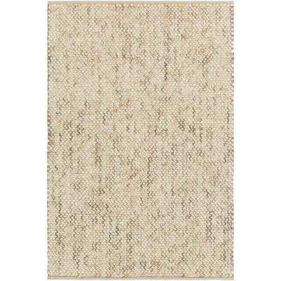 Pamplona Olive 5 ft. x 8 ft. Area Rug