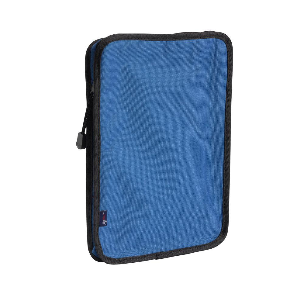 AgeWise Walker Rollator Personal Computer/Tablet Caddy in Blue