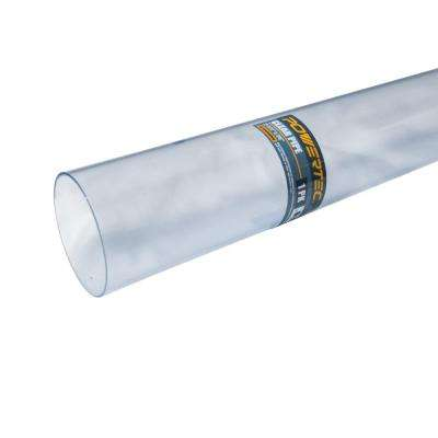 2-1/2 in. x 36 in. Long YW0915 Clear Pipe