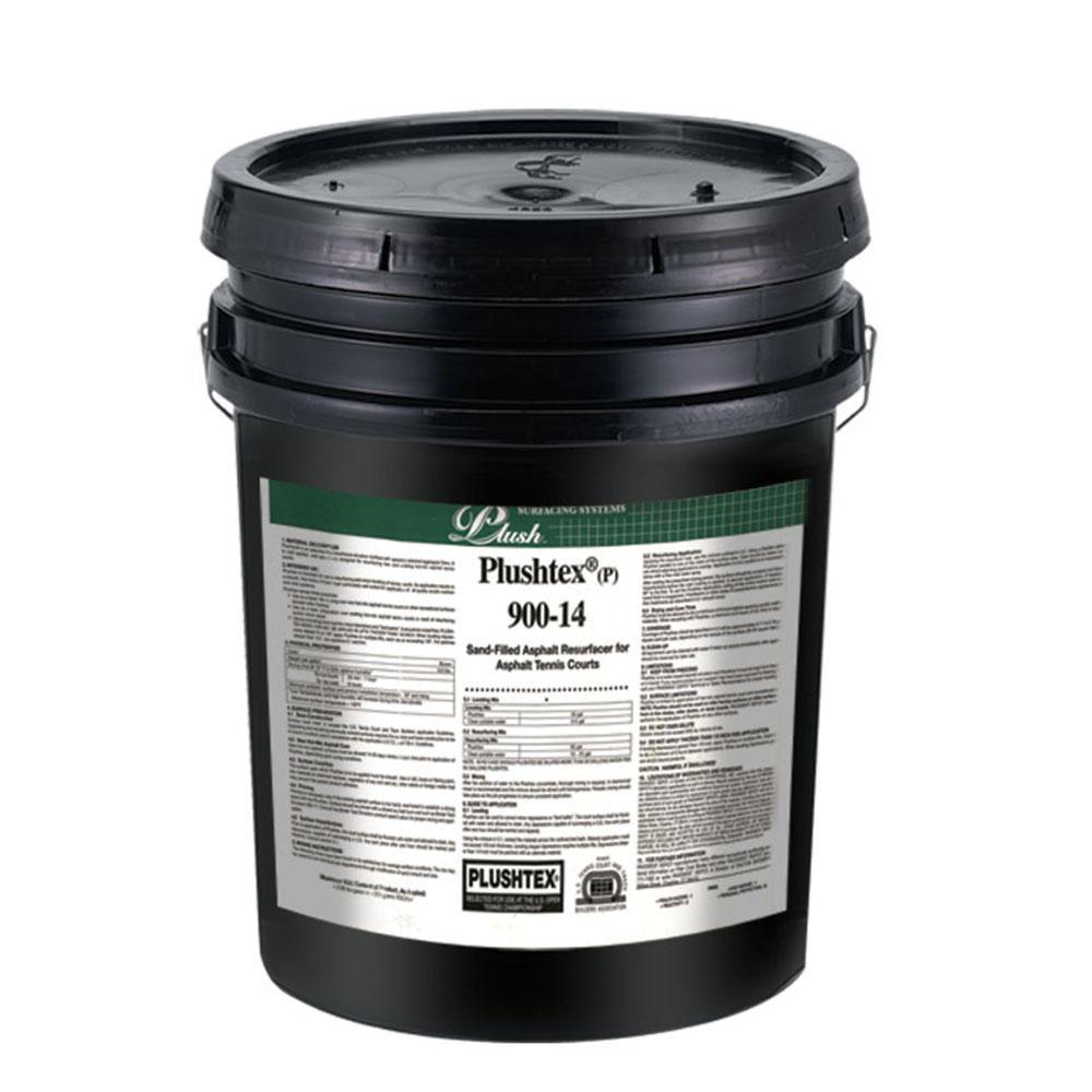 Plush 5 Gal. 900-14 Texturized Asphalt Emulsion Resurfacer