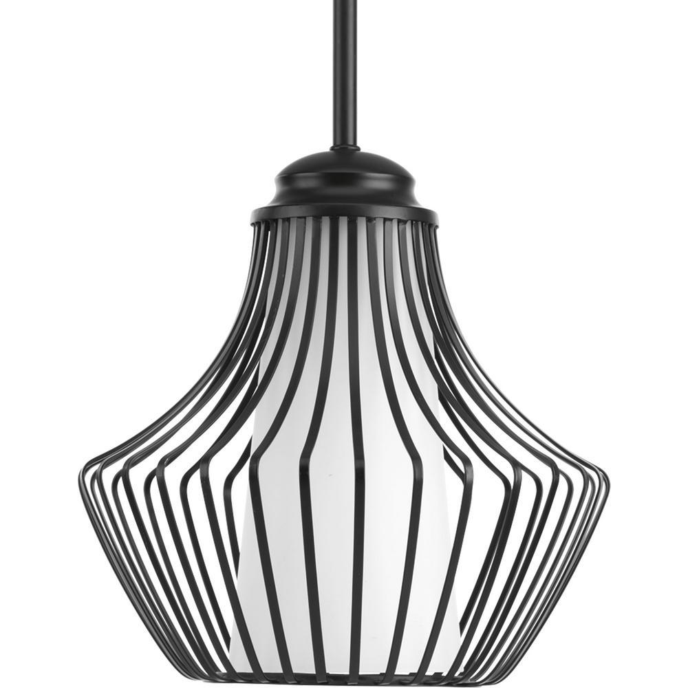 Black And White Pendant Lights Martinique