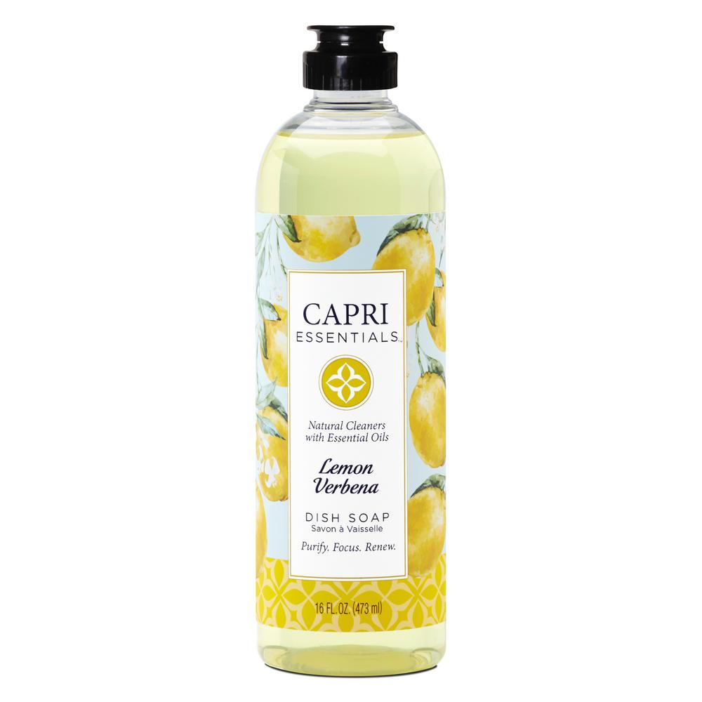 Capri Essentials Dish Soap - Lemon Verbena