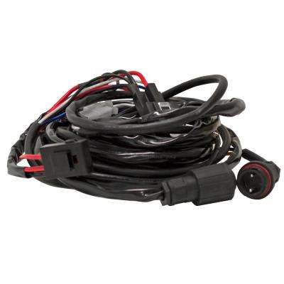Wiring Harness-1-Light Quick Change Plug Heavy Duty