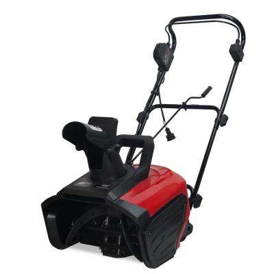 18 in. 13 Amp Corded Electric Snow Blower Thrower