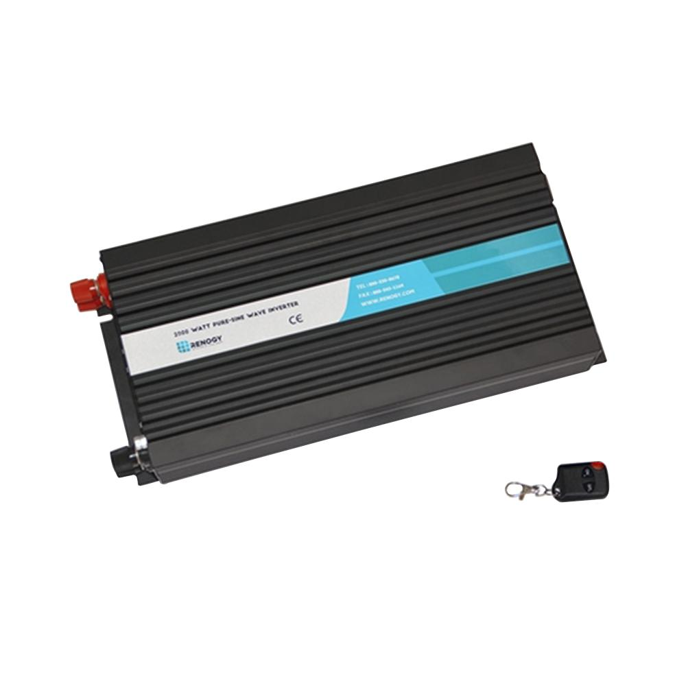 Renogy 2000 Watt 12 Volt Off Grid Pure Sine Wave Battery Inverter To 12v Dc Ac Circuits Further Circuit