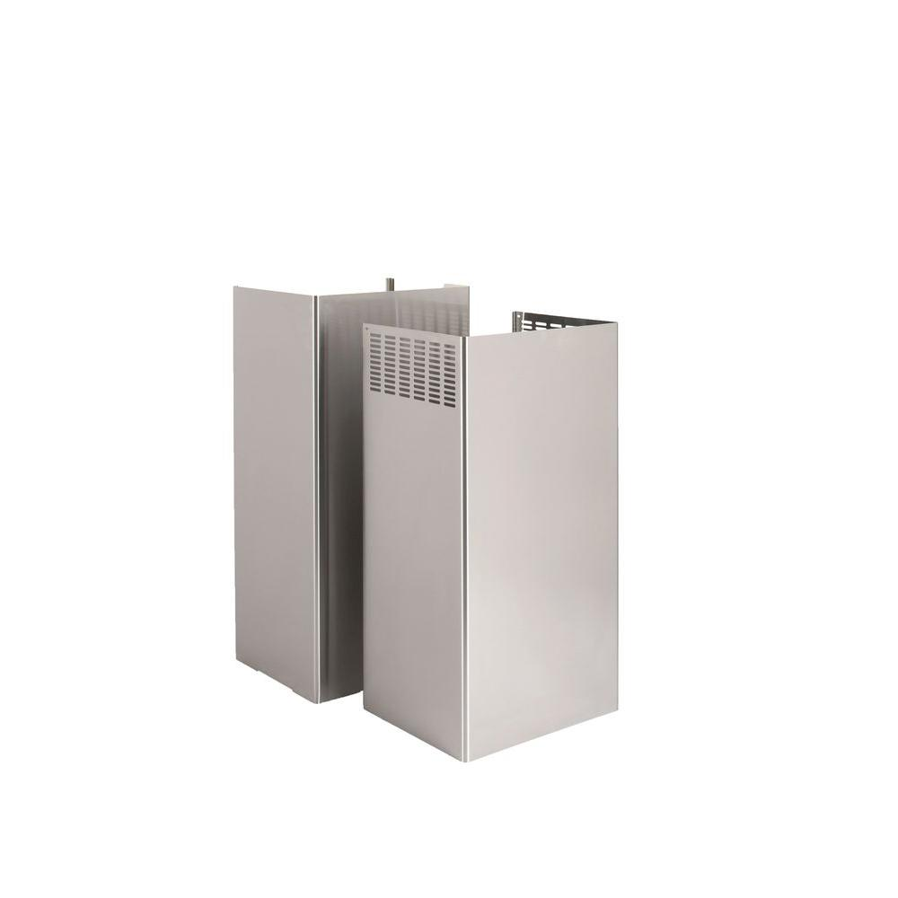 LONG Telescopic Chimney Kit for Toscana, Veneto and Lesina Range Hoods