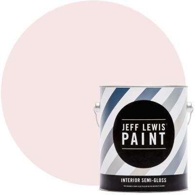 1 gal. #712 Pretty in Pink Semi-Gloss Interior Paint