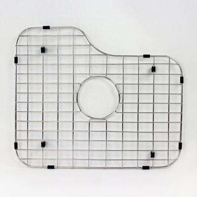 19.48 in. D x 16.5 in. W Sink Grid for Transolid MTSO25229, MTSO252212 in Stainless Steel