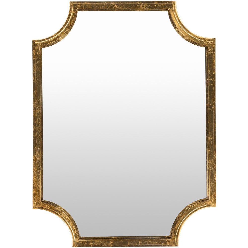 Artistic Weavers Koud 40 in. x 29.75 in. MDF Framed Mirror