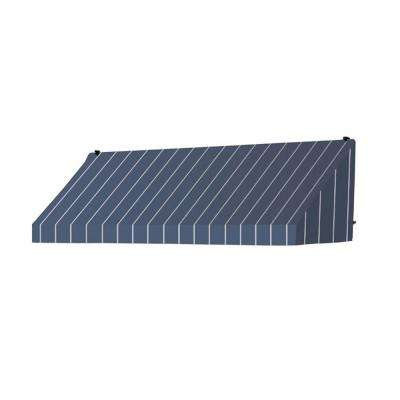 8 ft. Classic Awning Replacement Cover (26.5 in. Projection) in Tuxedo